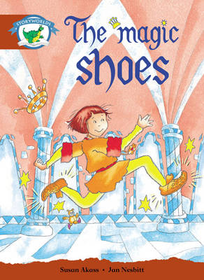 Storyworlds Stage 7, Fantasy World, the Magic Shoes (6 Pack) by