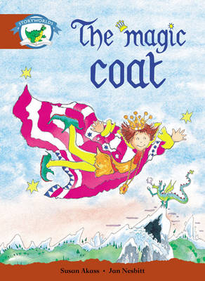 Storyworlds Stage 7, Fantasy World, the Magic Coat (6 Pack) by