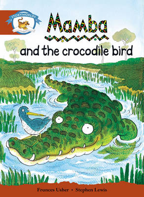 Storyworlds Stage 7, Animal World, Mamba and the Crocodile Bird (6 Pack) by