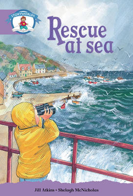 Literacy Edition Storyworlds Stage 8, Our World, Rescue at Sea 6 Pack by