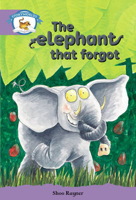 Literacy Edition Storyworlds Stage 8, Animal World, the Elephant That Forgot 6 Pack by