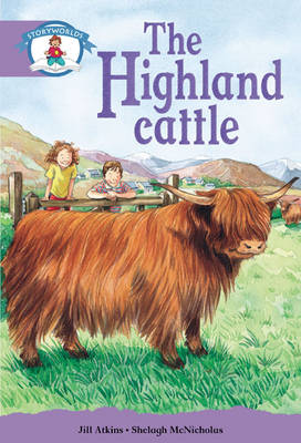 Literacy Edition Storyworlds Stage 8, Our World, Highland Cattle 6 Pack by