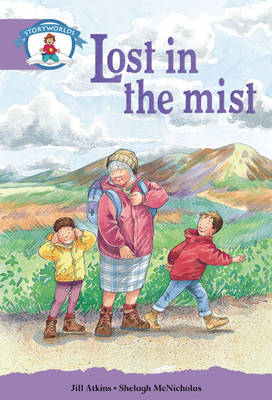 Literacy Edition Storyworlds Stage 8, Our World, Lost in the Mist 6 Pack by