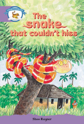 Literacy Edition Storyworlds Stage 8, Animal World, the Snake That Couldn't Hiss 6 Pack by
