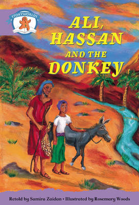 Literacy Edition Storyworlds Stage 8, Once Upon a Time World, Ali, Hassan and the Donkey 6 Pack by