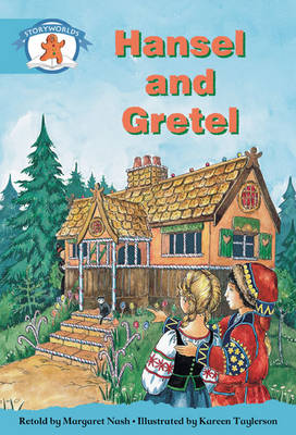 Literacy Edition Storyworlds Stage 9, Once Upon a Time World, Hansel and Gretel 6 Pack by