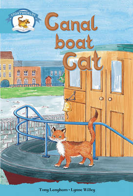 Literacy Edition Storyworlds Stage 9, Animal World, Canal Boat Cat 6 Pack by Tony Langham