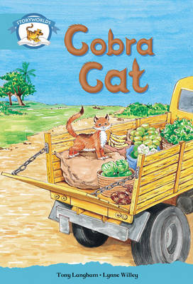 Literacy Edition Storyworlds Stage 9, Animal World, Cobra Cat 6 Pack by Tony Langham