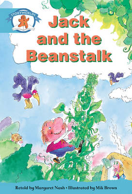 Literacy Edition Storyworlds Stage 9, Once Upon a Time World, Jack and the Beanstalk 6 Pack by