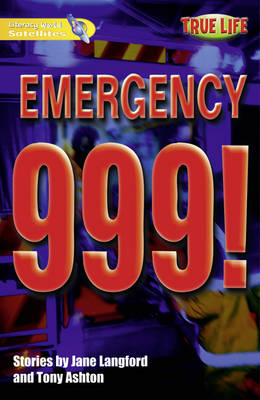Literacy World Satellites Fiction Stage 1 Emergency 999 Single by Dee Reid, Diana Bentley
