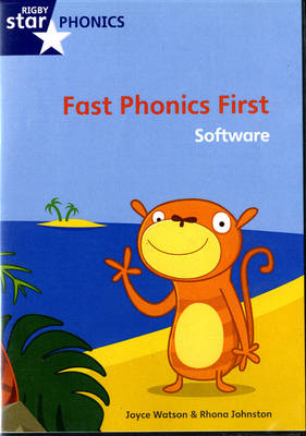 Star Phonics: Fast Phonics First Foundation: Years 1 and 2 CD-ROM by