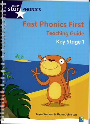 Star Phonics: Year 1 & 2 Teaching Guide by