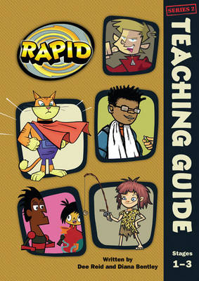Rapid Stages 1-3 Teaching Guide (Series 2) by
