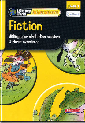 Literacy World Interactive Stage 1 Fiction Single User Pack Version 2 Framework by