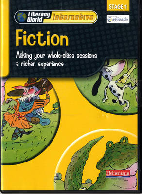 Literacy World Interactive Stage 1 Fiction Multi User Pack Version 2 Framework by