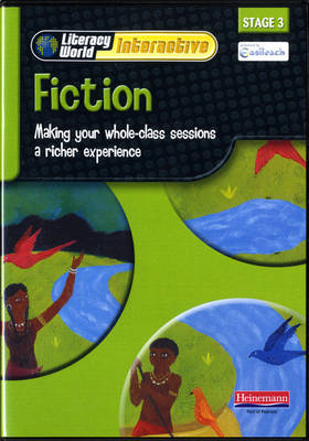 Literacy World Interactive Stage 3 Fiction Single User Pack Version 2 Framework by