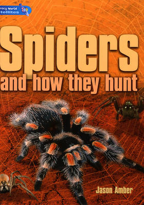 Literacy World Satellites Non Fiction Stage 4 Spiders by