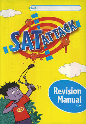 SAT Attack Reading/Writing: Core Revision Manuals (8 Pack) by Jean Kendall
