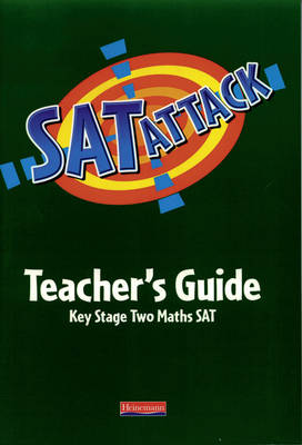 SAT Attack Maths Teacher's Guide by