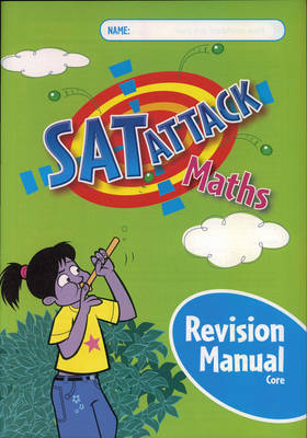 SAT Attack Maths: Core Revision Manuals (8 Pack) by Len Frobisher, Ann Frobisher