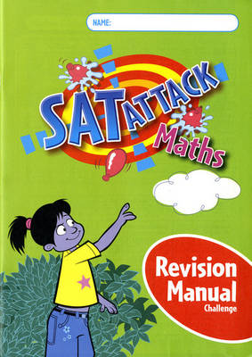 SAT Attack Maths: Challange Revision Manuals (8 Pack) by Len Frobisher, Ann Frobisher