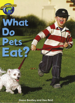 Fact World Stage 2: What Do Pets Eat? by