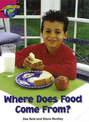 Fact World Stage 5: Where Does Food Come From? by