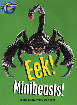 Fact World Stage 6: Eek! Minibeasts! by