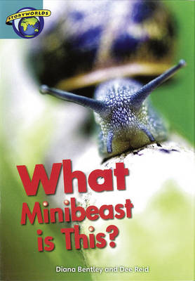 Fact World Stage 6: What Minibeast is This? by