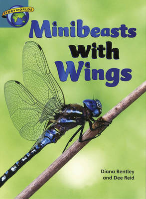 Fact World Stage 6: Minibeasts with Wings by