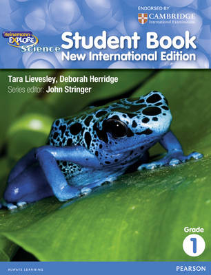 Heinemann Explore Science Student's Book 1 by John Stringer, Deborah Herridge