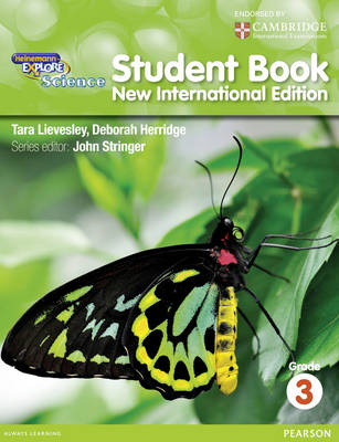 Heinemann Explore Science Student's Book 3 by John Stringer, Deborah Herridge