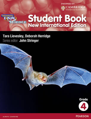 Heinemann Explore Science 2nd International Edition Student's Book 4 by John Stringer, Deborah Herridge