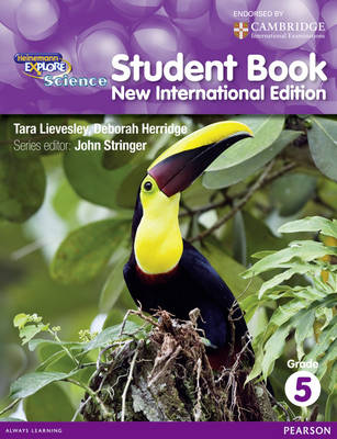 Heinemann Explore Science Student's Book 5 by John Stringer, Deborah Herridge