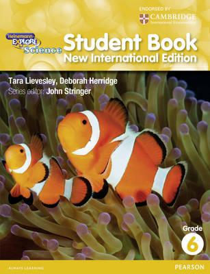 Heinemann Explore Science Student's Book by John Stringer, Deborah Herridge