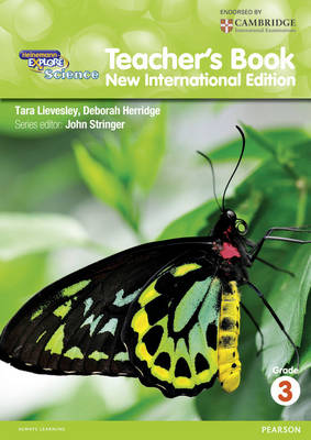 Heinemann Explore Science Teacher's Guide by John Stringer, Deborah Herridge