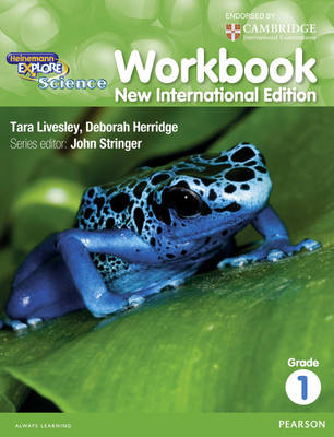 Heinemann Explore Science Workbook 1 by John Stringer, Deborah Herridge