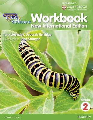 Heinemann Explore Science Workbook 2 by John Stringer, Deborah Herridge