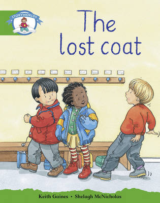 Literacy Edition Storyworlds Stage 3: Our Lost Coat by