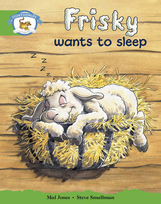 Literacy Edition Storyworlds Stage 3: Frisky Sleep by
