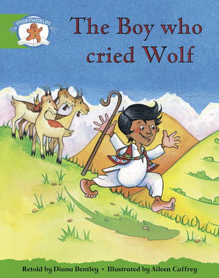 Literacy Edition Storyworlds Stage 3: Boy Wolf by