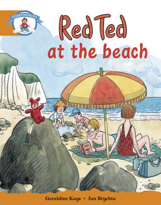 Literacy Edition Storyworlds Stage 4, Our World, Red Ted at the Beach by