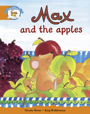 Literacy Edition Storyworlds Stage 4, Animal World, Max and the Apples by