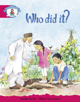 Literacy Edition Storyworlds Stage 5, Our World, Who Did It? by