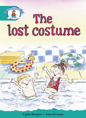 Literacy Edition Storyworlds Stage 6, Our World, The Lost Costume by