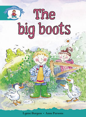Literacy Edition Storyworlds Stage 6, Our World, The Big Boots by