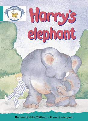 Animal World, Harry's Elephant by Robina Beckles Willson