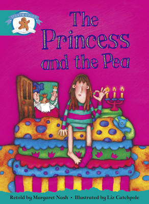 Literacy Edition Storyworlds Stage 6, Once Upon a Time World, the Princess and the Pea by