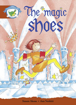 Literacy Edition Storyworlds Stage 7, Fantasy World, the Magic Shoes by