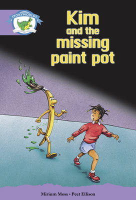 Literacy Edition Storyworlds Stage 8, Fantasy World, Kim and the Missing Paint Pot by